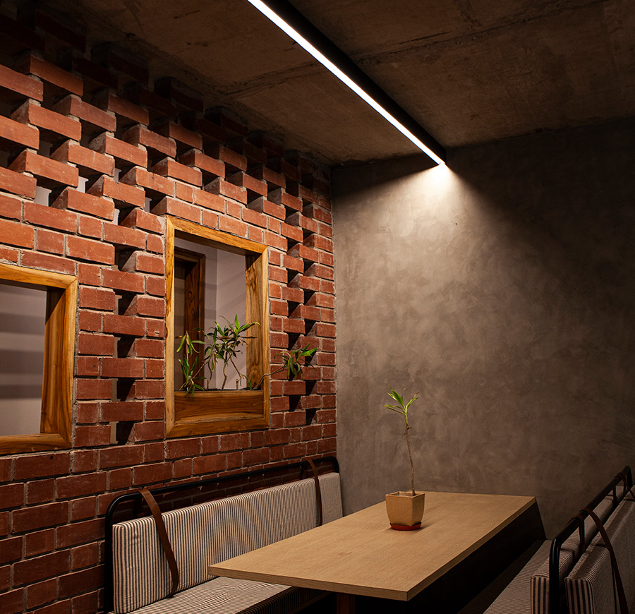 Groove 40 – Wall Washer Pendant Direct