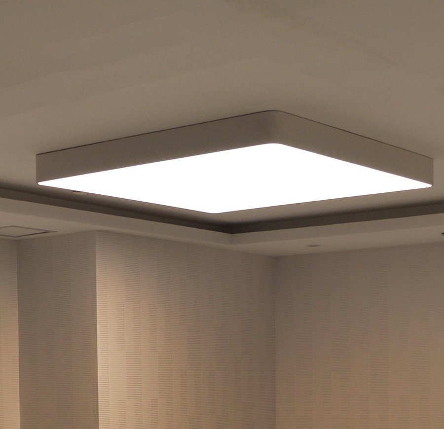 Soft Square – Ceiling Mounted